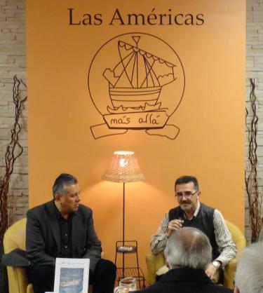 Alejandro Saravia y Francisco Hermosín